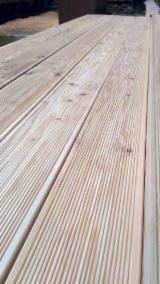批发木材墙面包覆 - 护墙板,木墙板及型材 - 实木, 西伯利亚落叶松, 木框线