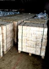 Weißrussland Vorräte - Kiefer  - Föhre Holzbriketts