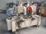 Find best timber supplies on Fordaq - CNT MACHINES SRL - Double tilting Cutting Machine Brand Off.Mar