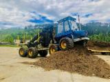 Forest & Harvesting Equipment - Used Rottne 1998 Forwarder Romania