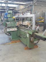 Macchine lavorazione legno - FRESATRICE LINEARE COPIATRICE MARCHIO BACCI MOD. FC4