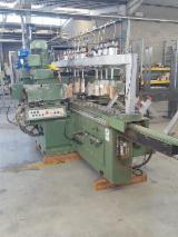Holzbearbeitungsmaschinen - Gebraucht Bacci FC4 1994 Kombinierte Hobel- / Schleifmaschinen Zu Verkaufen Italien