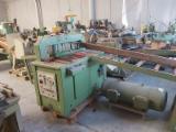 Деревообробне Устаткування - Круглопильний Ребровий Верстат COSMEC TRA100 Б / У Італія