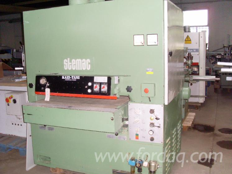 Used-STEMAC-Belt-Sander-For-Sale