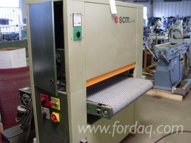 Used-SCM-Uno-Belt-Sander-For-Sale