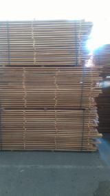 Spanien Vorräte - Besäumtes Holz