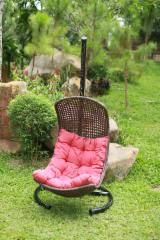 Buy Or Sell  Garden Chairs - Hanging chair with cushion