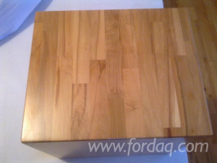 Solid Beech Wood Panel