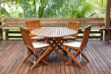 Offers - Teak patio furniture: tables & chairs