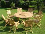 Offers - Solid Teak Garden Furniture: Tables and Chairs