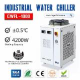 Band Saw Blades - S&A refrigeration water chiller CWFL-1000 with dual waterways