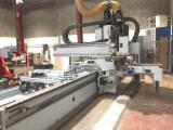 Used HOMAG BAZ 222 40K Optimat Machinining Centre For Routing, Sawing, Boring, Edge Banding For Sale France