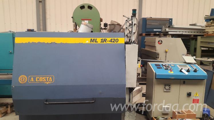 Gebraucht-COSTA-ML1-420-Doppel--Und-Mehrfach--Abl%C3%A4ngkreiss%C3%A4gen-Zu-Verkaufen