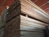 Sawn And Structural Timber - Larch Sawn Timber, 27 x 155 mm