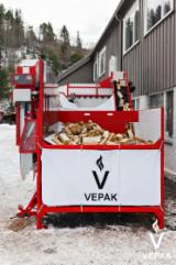 Woodworking Machinery - New Vepak Packing Machine for Firewood, 2019