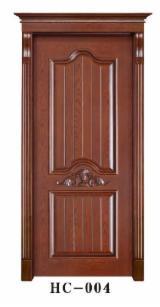 Doors, Windows, Stairs China - MDF material PVC Interior Doors