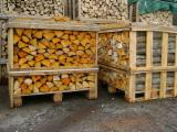 Firewood, Pellets And Residues - Firewood 1 RM, Common Black Alder, Beech, Hornbeam