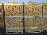 薪材、木质颗粒及木废料 - 劈切薪材 – 未劈切 碳材/开裂原木 桦木