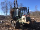 Forstmaschinen Forwarder - Gebraucht Gremo 950R 2002 Forwarder Lettland