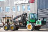 Forstmaschinen Forwarder - Gebraucht John Deere 1010E 2008 Forwarder Lettland