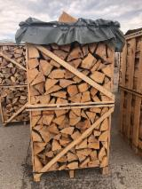 Firewood, Pellets And Residues Air Dried 6 Months - Beech Firewood/Woodlogs Cleaved