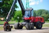 Abbattitrice - Vendo Abbattitrice Valmet 901.3 Usato 2007 Lettonia