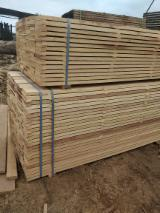 Sawn And Structural Timber - Hardwood Planks F1 Quality