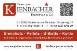 Energie- Und Feuerholz - Rindenbriketts / Rindenbrikett in 7/10/12 kg Pack palettiert per sofort gesucht