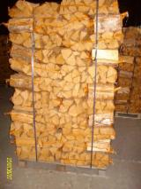 Firewood, Pellets And Residues - Birch, Beech, Common Black Alder Firewood/Woodlogs Cleaved