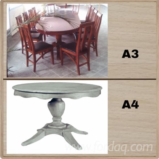 Enjoyable Beech Dining Tables Fsc Customarchery Wood Chair Design Ideas Customarcherynet