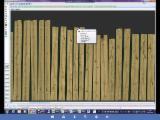 Sliced Veneer - Natural Veneer, Oak, Flat Cut, Figured