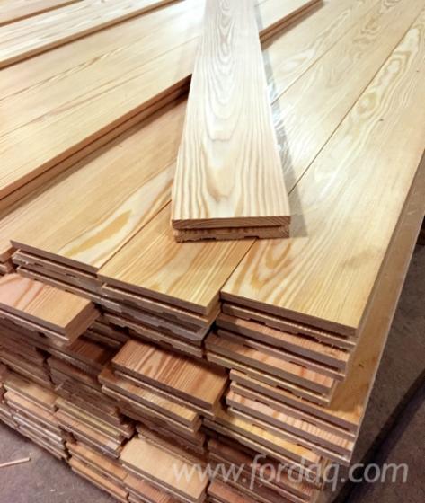 Siberian Larch Solid Wood Flooring
