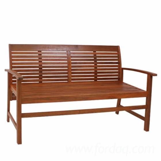 Furniture form Vietnam Chair Furniture- Straight Back Bench