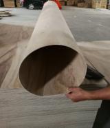 FSC Flexible Plywood, Hardwood Core, 3-9 mm