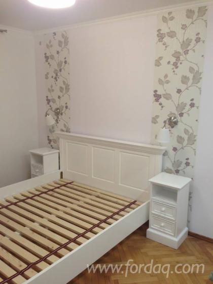 Wholesale Traditional Fir (Abies Alba) Bedroom Sets Romania