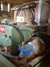 Double And Multiple Band Saws - Used MEM Tele Twin Avec Bati De 120 1989 Double And Multiple Band Saws For Sale France
