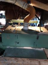 MEM Woodworking Machinery - Used MEM COBRA 2003 Double Blade Edging Circular Saw For Sale France