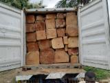Nigeria - Fordaq Online market - Doussie Squared Logs