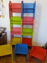 Kids Bedroom Furniture - Contemporary MDF panel Nurseries Romania