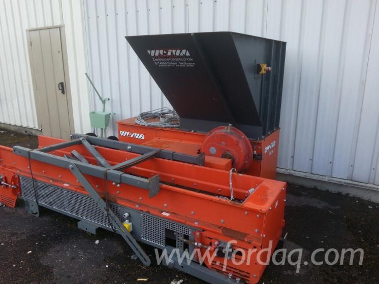 Gebraucht-WEIMA-WLK4-Altholzbrecher-Zu-Verkaufen