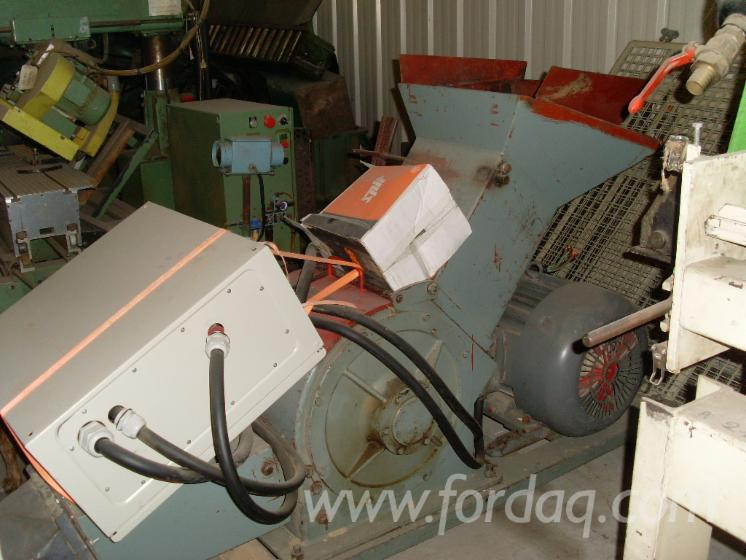 Used-BLOEMER-Disintegrators-For-Sale