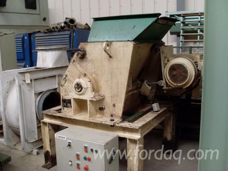 Used-SEGEM-880-2-Disintegrators-For-Sale