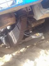 Oprema Za Šumu I Žetvu Kamion - Kamion -- Polovna Rumunija