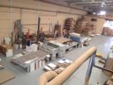 Barberan Woodworking Machinery - BARBERAN laminating line 1400mm ** Top side **