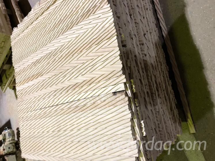 Europejskie Drewno Liściaste, Drewno Lite, Grab