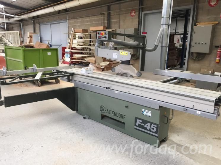 Used-ALTENDORF-F45-Table-Saw-For-Sale