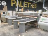 水平面板锯 BIESSE Selco EB70 二手 法国