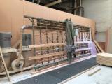 Gebraucht STRIEBIG Vertikalsägemaschinen Zum Plattenzuschnitt / -formatschnitt Zu Verkaufen Frankreich