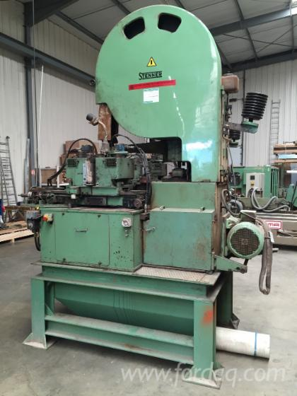 Used-STENNER-VHM-105-Band-Resaws-For-Sale