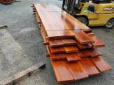 Hardwood  Sawn Timber - Lumber - Planed Timber Steamed > 24 Hours - Half-Edged Birch Lumber, A,B,C